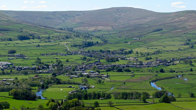 Hawes in the Yorkshire Dales