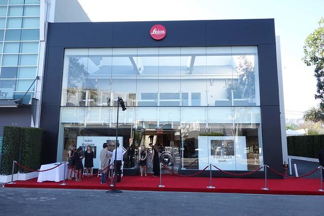 Leica Storefront