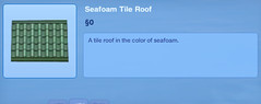 Seaform Tile Roof