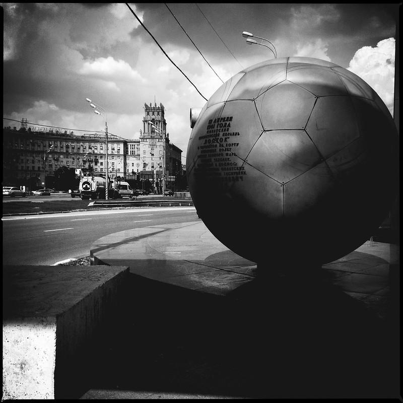 «Шарик Гагарина» (Ball Gagarin) ver.1