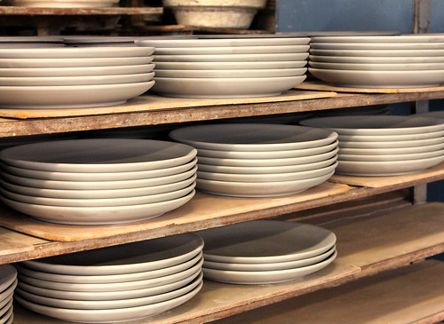 Heath Ceramics Factory Tour, Sausalito, CA