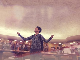 Seeing the light at the Marin Public Library (CA)