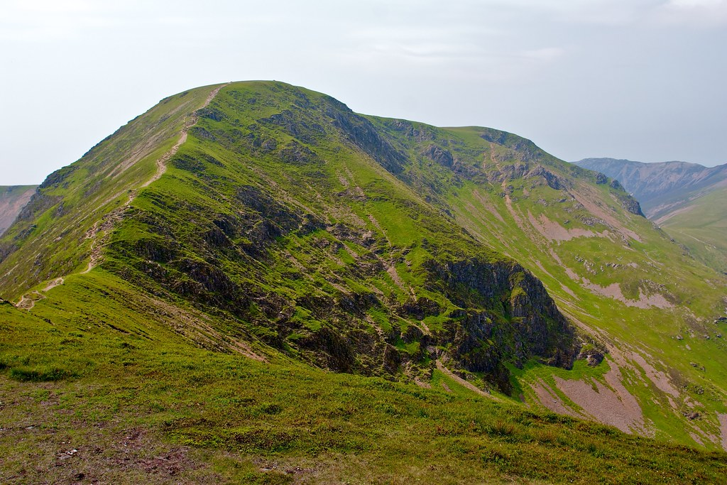 Crag Hill and Eel Crag