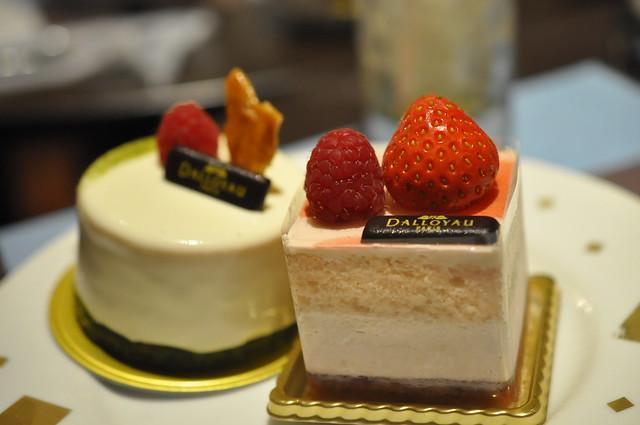 ダロワイヨ ケーキ 食べ放題