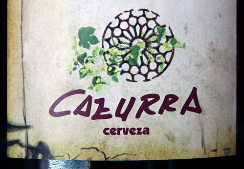 CERVEZA CAZURRA H-3 - EN APOYO AL ADEMAR