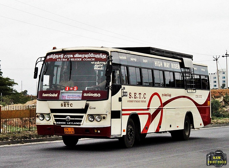 Tamil Nadu Buses - Photos & Discussion - Page 1132
