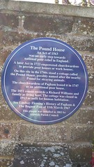 Photo of Richard Williams blue plaque