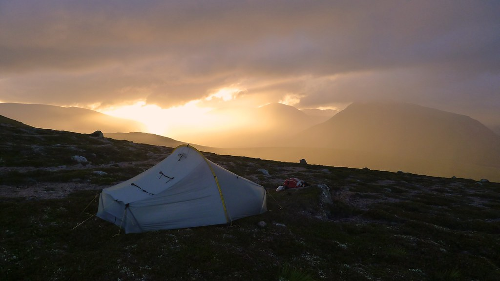 Cairngorms Wild Camp
