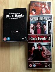 Black Books DVD set
