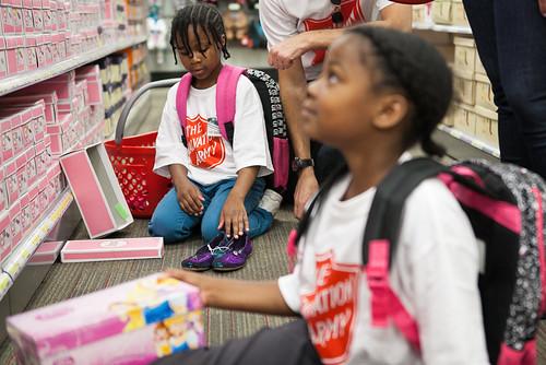 Target School Spree 2013