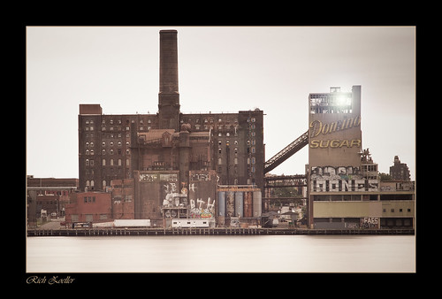 **ABANDONED DOMINOS SUGAR FACTORY BROOKLYN NY**
