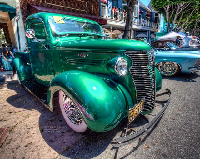 1938 chevy truck
