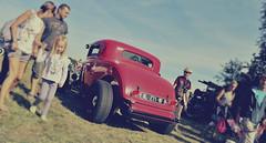 Les Anciennes En Vallée De l'Eure - Ford Model A Coupe Hot Rod