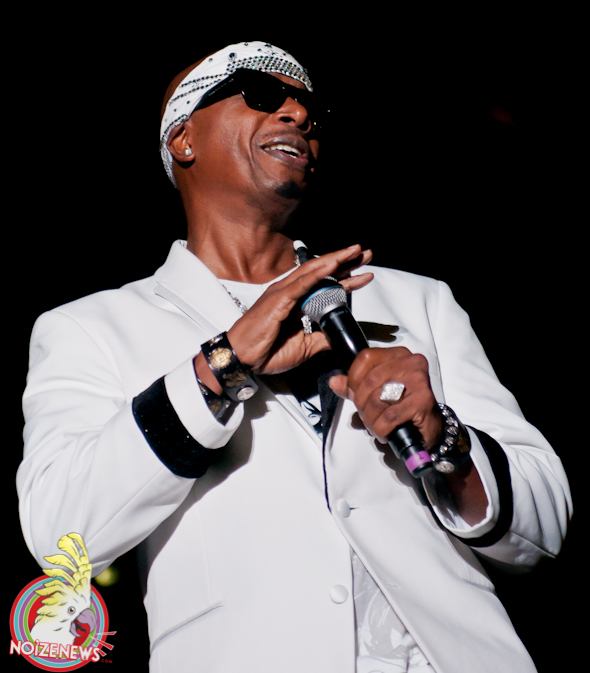 MC Hammer in Detroit