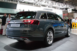 Opel/Vauxhall Insignia Country Tourer