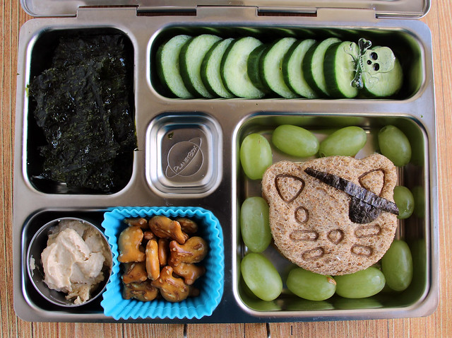 Preschooler Pirate Day Bento #507