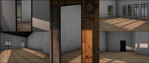 Insides of Trompe Loeil @ C88