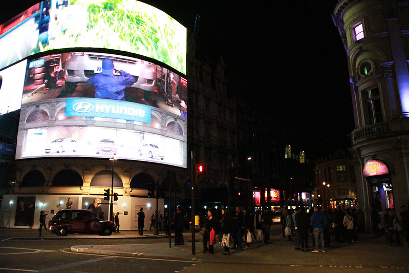 LONDON; måndag