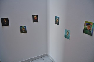 Van Gogh Self-Portrait Home Gallery