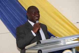 Mr. Osei - Facilitatoor for the Conference