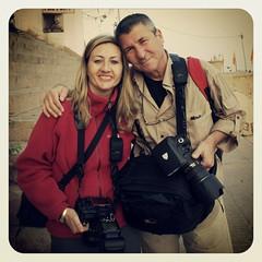 ॐ Raquel y Sebas ॐ . Viajeros y fotógrafos