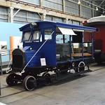 Workshops Rail Museum Ipswich RM14