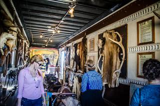 Pioneer Farm Exhibit