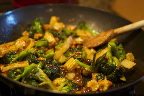 All Purpose Brown Garlic Stir Fry Sauce