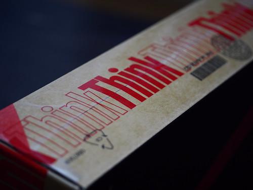ThinkpadTablet Thinkテープ