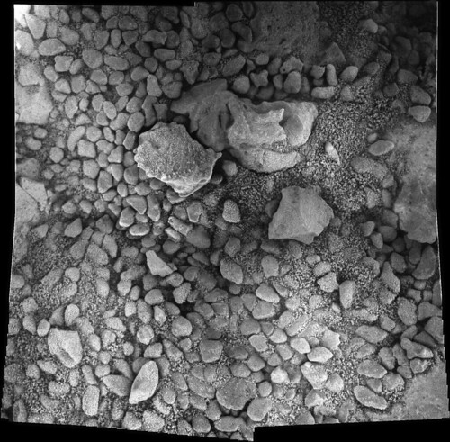 "Opporunity sol 3468 Microscopic Imager ""Baobab"""