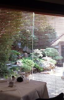 Tetsuya's: Courtyard