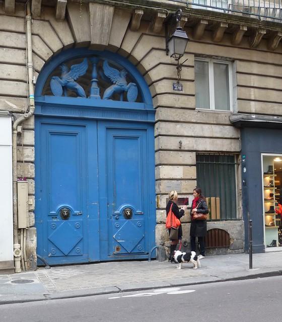 Paris Conversation