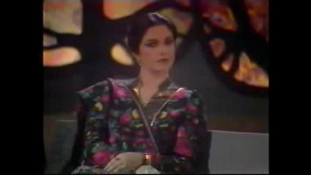Tahira Syed in 1984