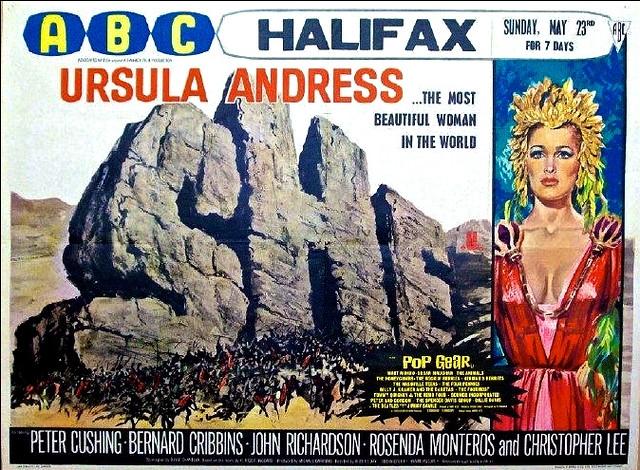 She (MGM, 1965). Lobby Card (11