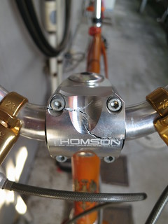 Thomson X4 Stem 50mm