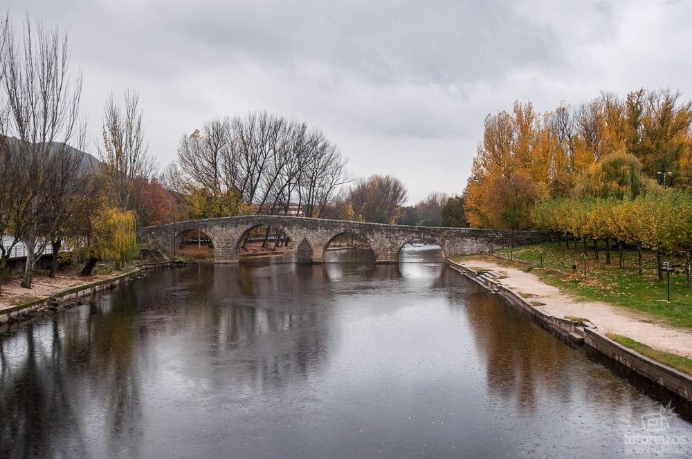 El puente rom nico de navaluenga for Piscina natural navaluenga