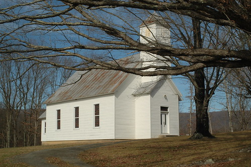 Waiteville Christian Church 2