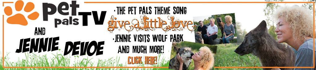 Pet Pals TV Page Link Banner