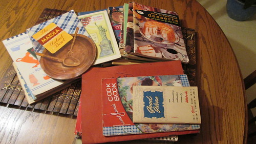 Another Bonanza of Cook Booklets