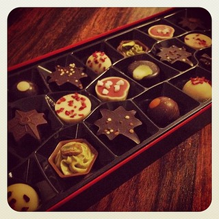 It would be rude not to ;) #hotelchocolat #review