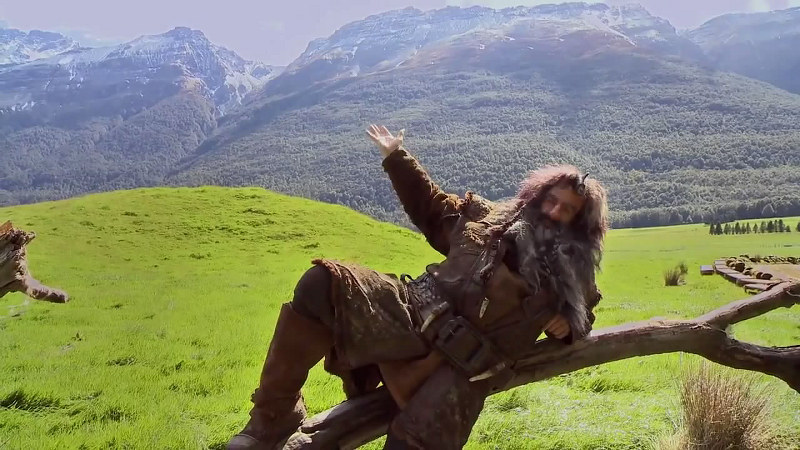 The Hobbit: An Unexpected Journey Locations