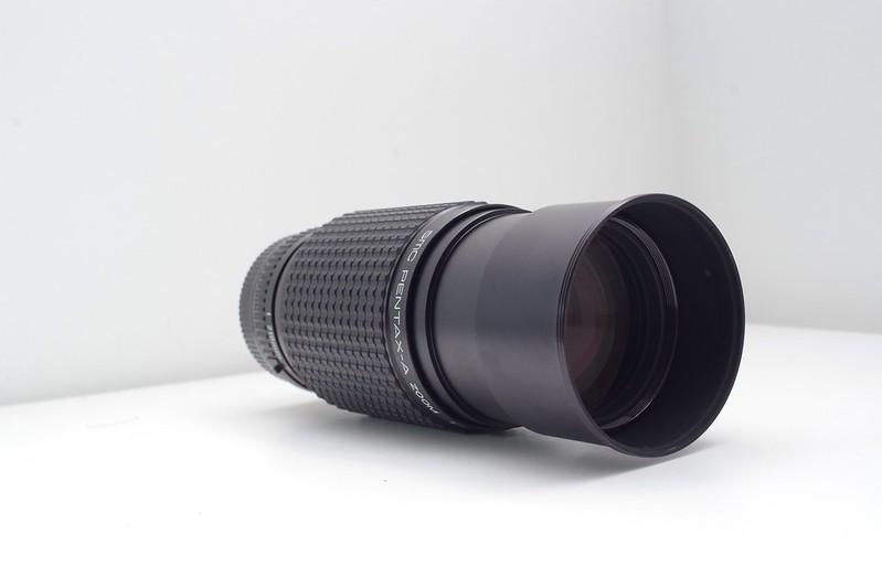 Pentax a 70-210/f4