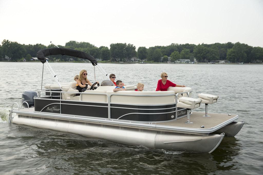 Best for fishing pontoon boat deck boat forum for Best fishing pontoon boat