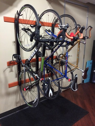 WABA Office Bike Parking