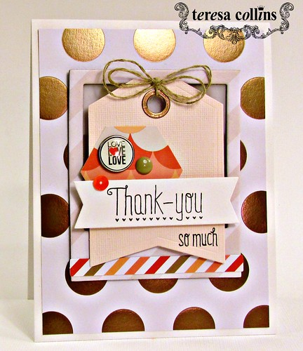 TC Tag Thank You Card
