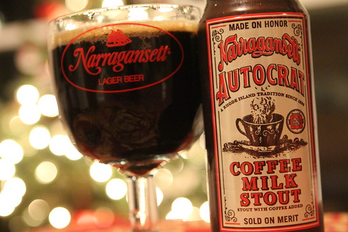Narragansett Coffee Milk Stout