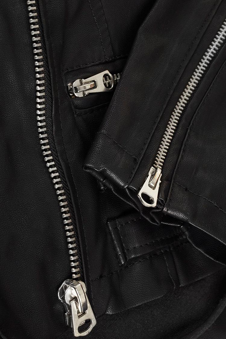 Topshop Petite Biker Jacket