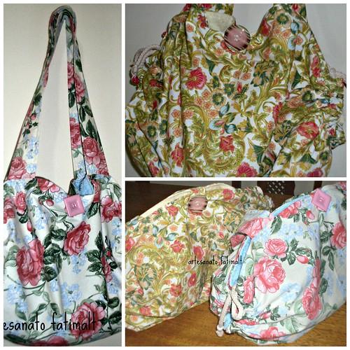 Bolsa toalha by fatimalt