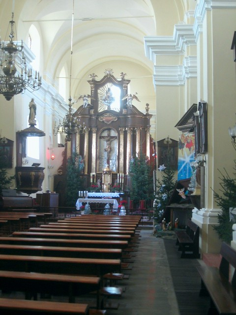 kościół, nawa główna