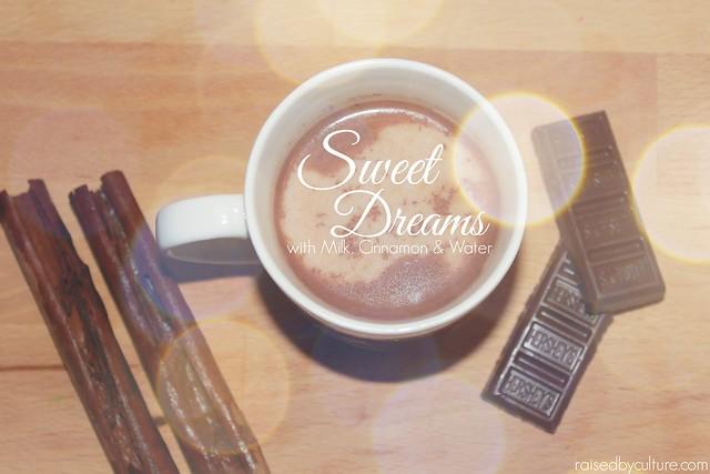 Sweet Dreams #RecetaTomaLeche
